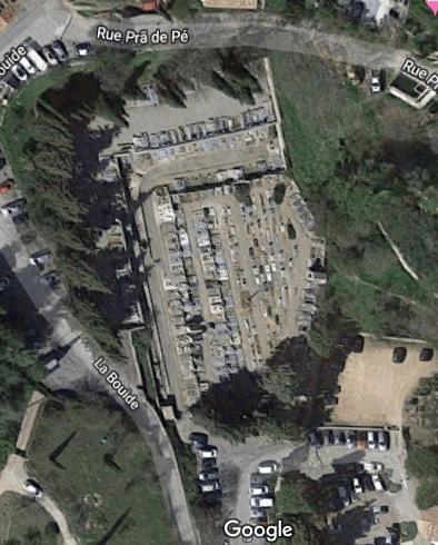 cimetière de Cotignac