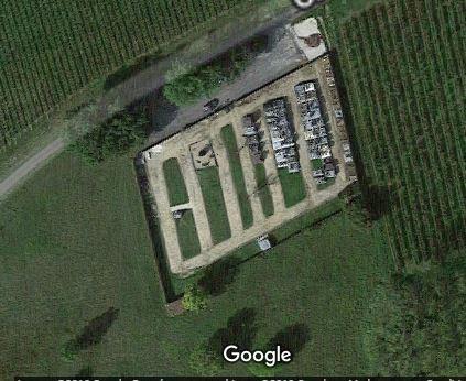 Photos du cimetière de Salignac sur 1 Chemin de l'Eau Douce