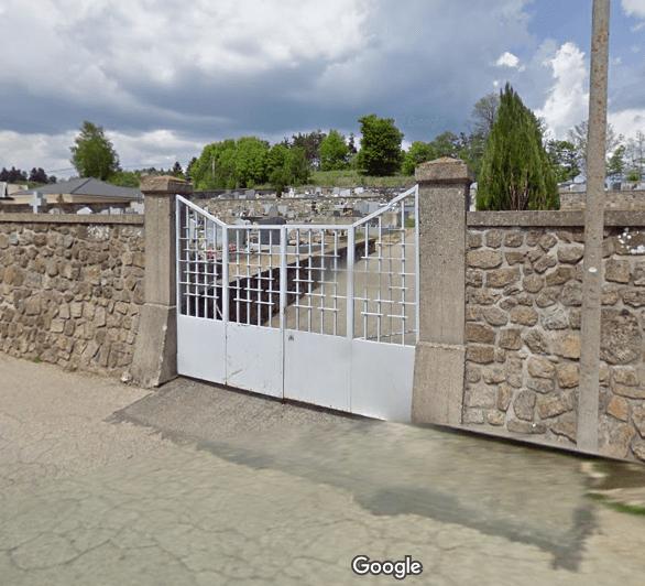 cimetièrede Saint-Agrève