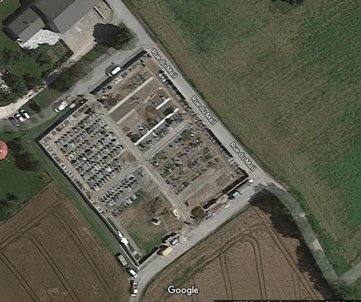 cimetière de Péron