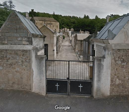 cimetière de Lamalou-les-Bains