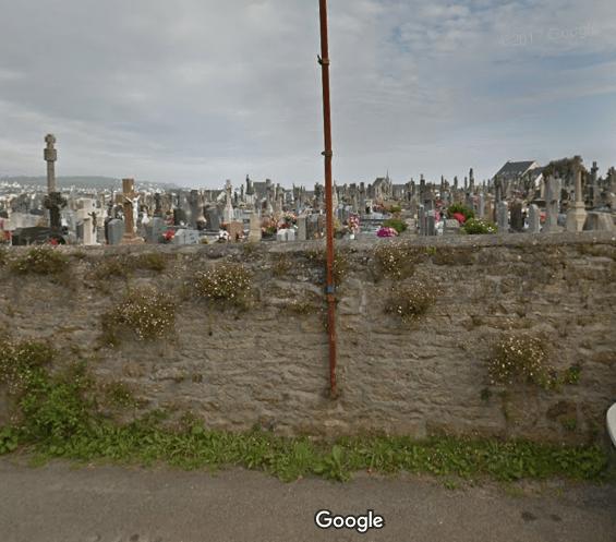 cimetière de Douarnenez