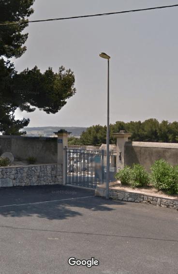 cimetière deSaint-Mitre-les-Remparts