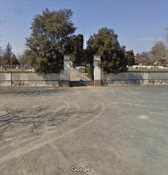 cimetière deLes Rosiers-sur-Loire