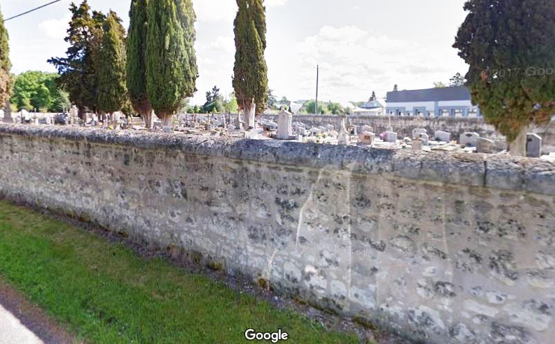cimetière Brain-sur-Allonnes