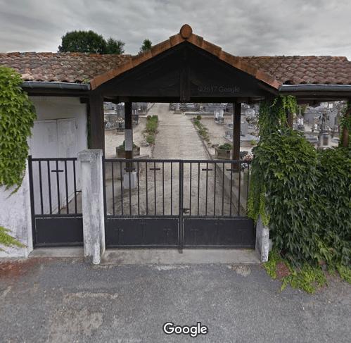 Cimetière de Saint-Perdon