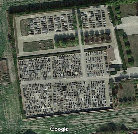 Photos du cimetière de Maizières-la-Grande-Paroisse