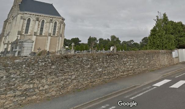 cimetière de Segré