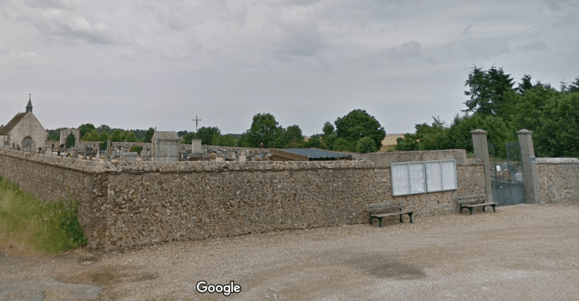 cimetière de Senonches