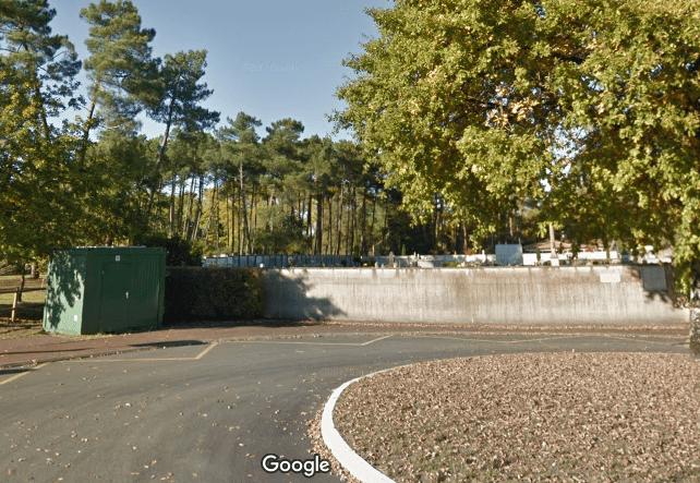 cimetière de Saint Aubin de Médoc