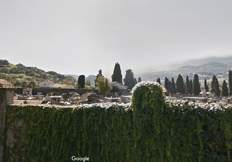 cimetière de Saint girons