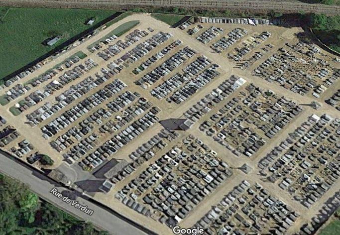 Photos du cimetière de Arrou