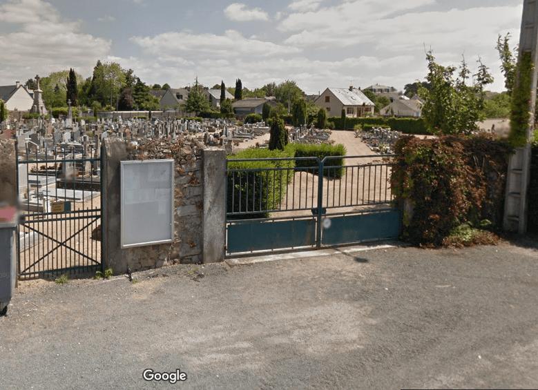 cimetière de Tiercé