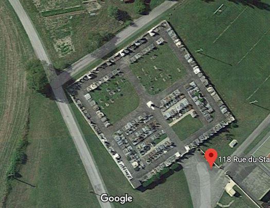 Photos du cimetière de Anglefort