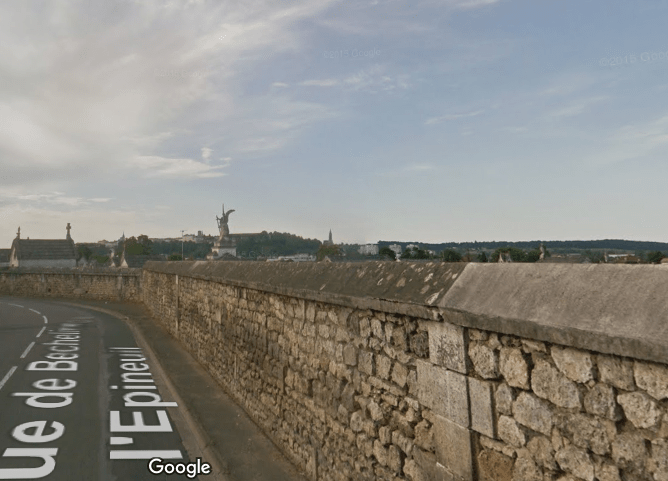 cimetière saint yrieix charente